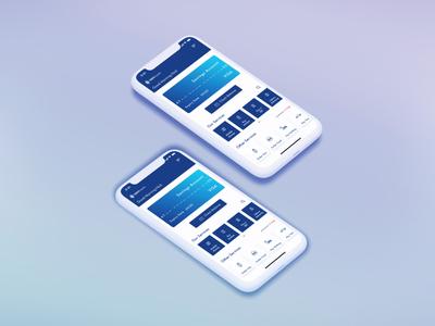 SBM Bank App Landing page