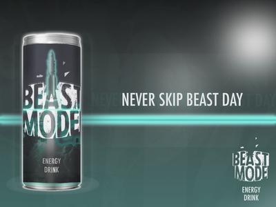 Beastmode Energy Drink