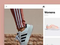 Layout 3.1 | Adidas Concept 1 Sneak Peak