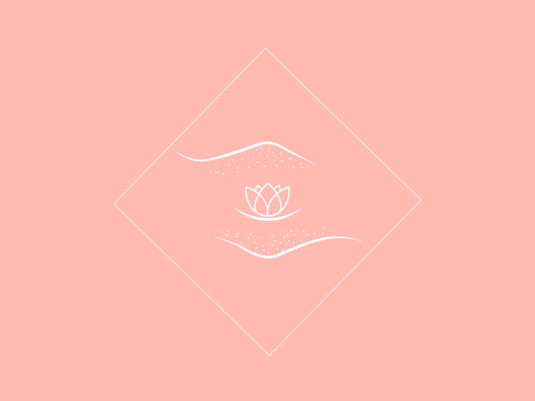 Reiki Logo beauty logo reiki design illustration branding