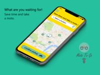 Moto To Go Mobile App