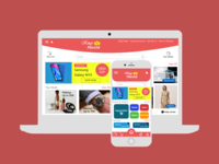 Shopping Application and Website