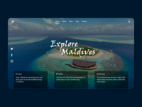Website For Tourism And Hotels