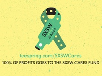 SXSW Cares T-Shirt