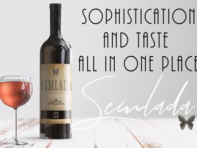 Semlada Wine