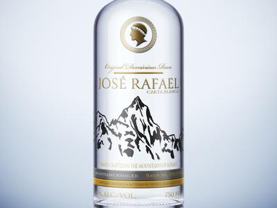 Jose Rafael White Rum