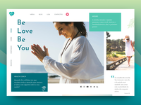 Be Love Be You — Blog Concept