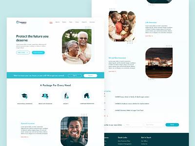Lasaco Redisign Concept design figmanigeria figmanigeria figmaafrica web design website design ui web ui uiux uidesign