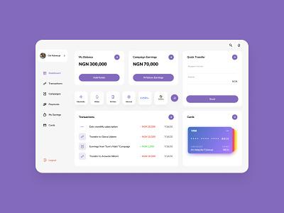 Fintech Payment App payment app softcom flutterwave concept design app beautiful ui figmanigeria figmaafrica uidesign fintech app