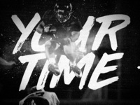 Your Time Style Frame