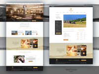 Home and Promo page for Hotel Palisad Zlatibor