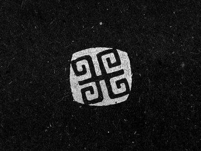 Oriental Symbol Sign Concept