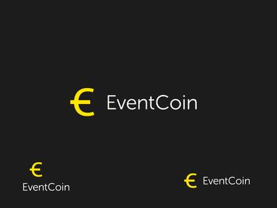 EventCoin Logo eventcoin identity logo branding