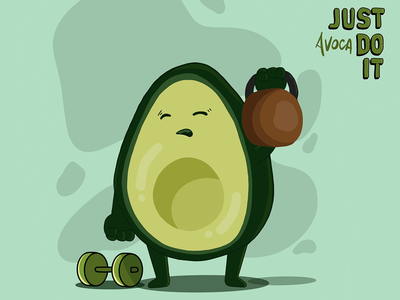 Avocado Just Do It