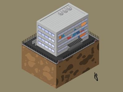 G2A Building
