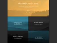 Home Page Blocks - Version II
