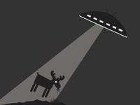 Moose Abduction
