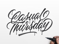 Casual Thursday