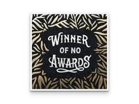 Winner of No Awards