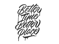 Better Time, Better Place