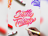 Seattle X Toronto
