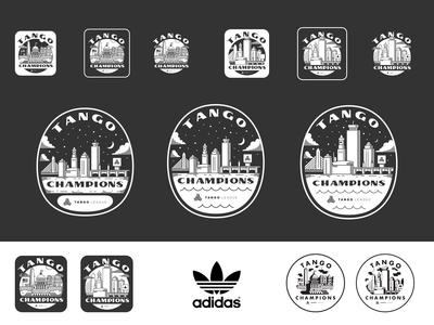 Adidas Tango Champions