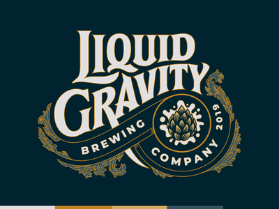 Liquid Gravity Logotype