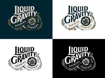 Liquid Gravity Logotype 2