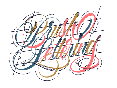 Brush Lettering Workshop - Seattle Dec 14th