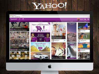 Yahoo! Reimagined