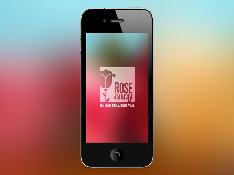 Rose app iphone app mobile rose flower red