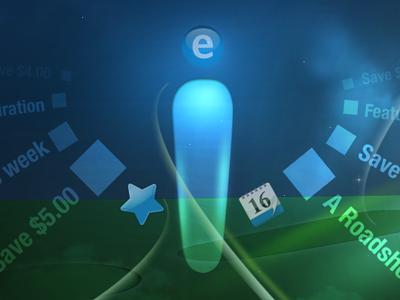 Organic UI ui organic navigation