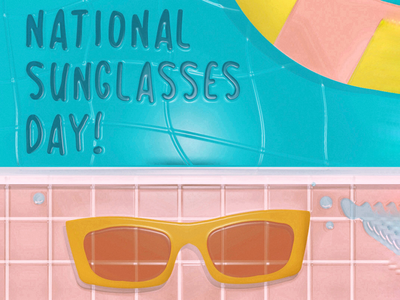 National Sunglasses Day!💛