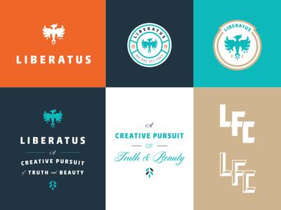 Liberatus Logo + Marks