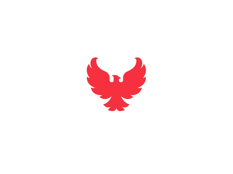 Eagle III icon illustration freedom america branding logo eagle