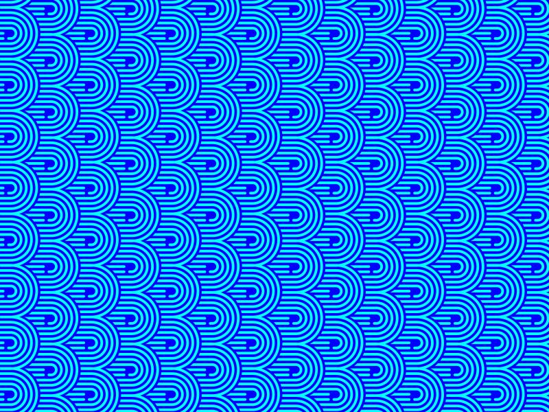 Logo Pattern monoline monogram pattern branding identity logo