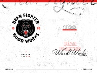 Bear Fighter Wood Works II
