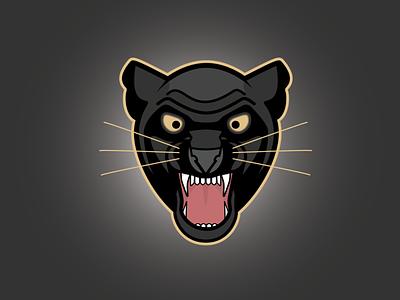 Panther Icon panther nature icon illustration adobe illustrator logo identity vector illustrator graphic design
