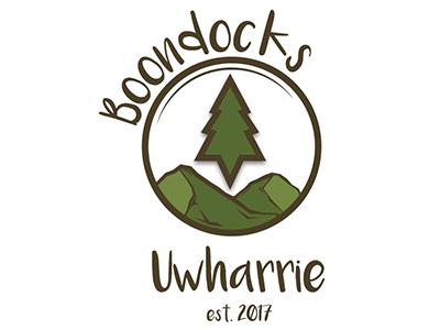 Boondocks Restaurant Logo Proposal identity graphic design vector illustrator logo