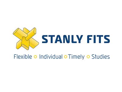 Stanly F.I.T.S identity logo graphic design illustrator vector