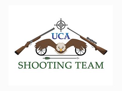 Uwharrie Charter Academy Shooting Team Art illustration graphic design
