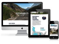 Summit Sustainability Website