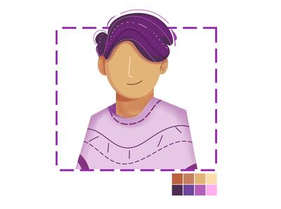 Violet Guy