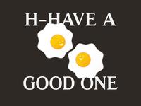 Some Good Eggs