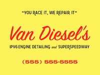 Van Diesel's