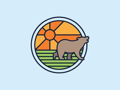 Laughing Bear logo
