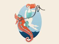 Seapony poster