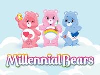 Millennial carebears