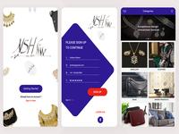 NSH-LINE Mobile Application