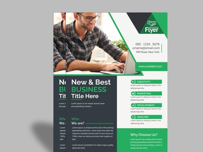 Corporate Business Flyer nice today new international a4 creative branding proffessional design professional morden download psd jpg png illutrator photoshop design flyer business corporate